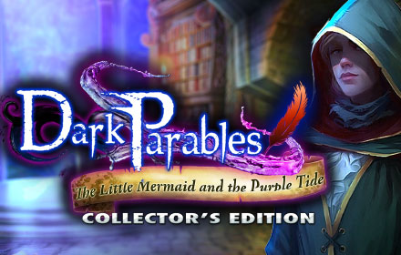 Dark Parables: The Little Mermaid and the Purple Tide Collector's Edition