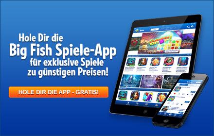 Big Fish Spiele-App