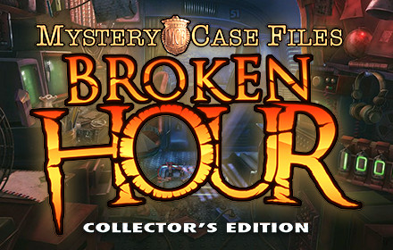 Mystery Case Files: Broken Hour Collector's Edition
