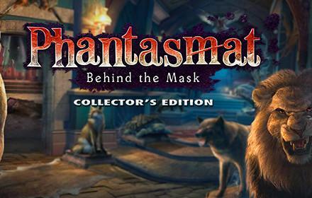 Phantasmat: Behind the Mask Collector's Edition