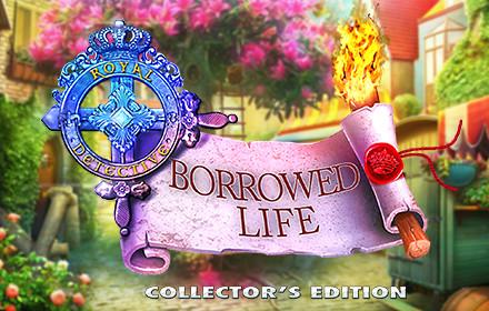 Royal Detective: Borrowed Life Collector's Edition