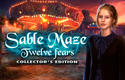 Sable Maze: Twelve Fears Collector's Edition