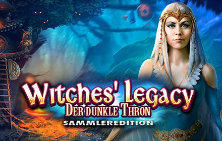 Witches' Legacy: Der dunkle Thron Sammleredition