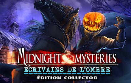 Midnight Mysteries: Ecrivains de l'Ombre Edition Collector