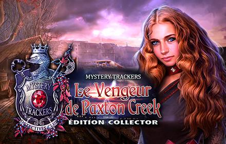 Mystery Trackers: Le Vengeur de Paxton Creek Édition Collector