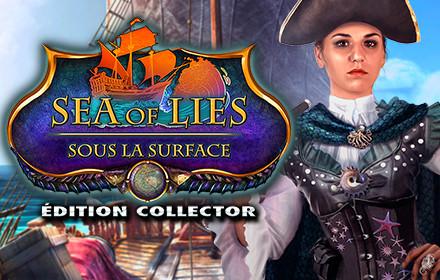 Sea of Lies: Sous la Surface Édition Collector