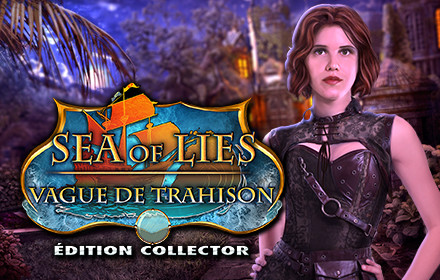 Sea of Lies: Vague de Trahison Édition Collector