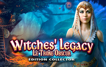 Witches' Legacy: Le Trône Obscur Edition Collector