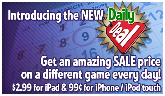 iPhone Game Sale